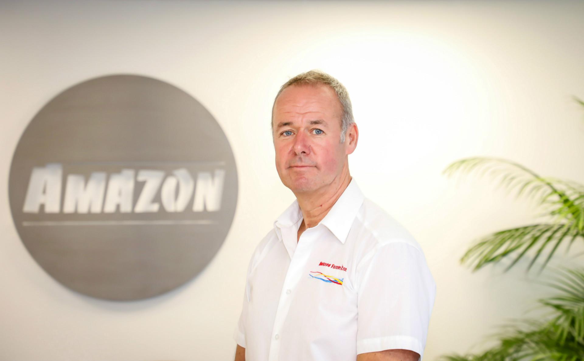 Amazon David
